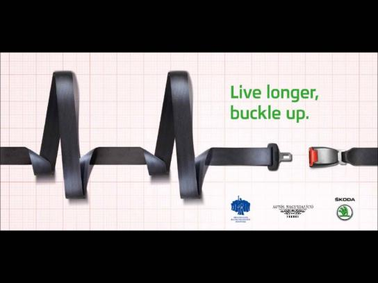 Skoda Audio Ad -  Buckle up