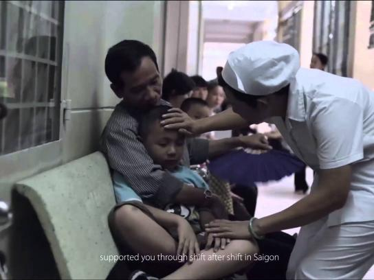 FV Hospital Film Ad -  If it wasn't for you