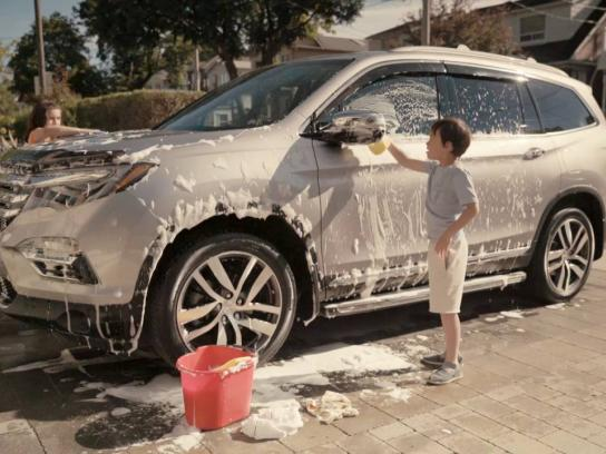 Honda Film Ad - Father's Day Surprise