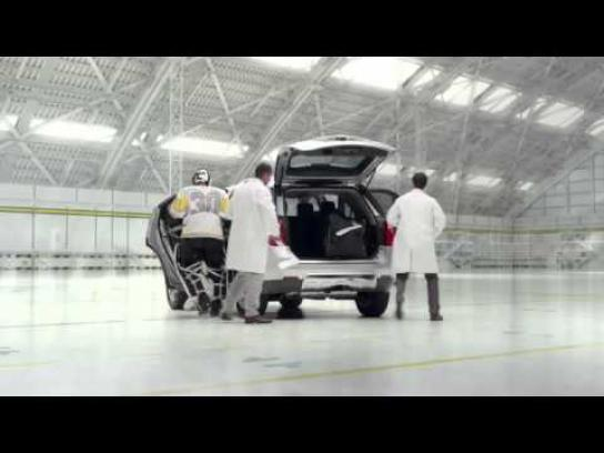 Chevrolet Film Ad -  Goalie