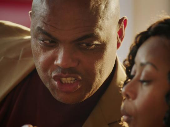 McDonald's Film Ad - Speechless with Susan and Charles Barkley