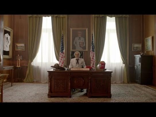 KFC Film Ad - Colonel Sanders