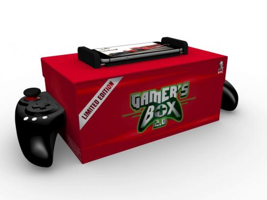 KFC Direct Ad - Gamers Box 2.0