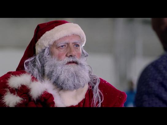 Takealot Film Ad - Santa's big break