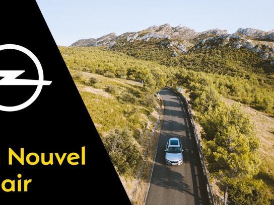 Opel Film Ad - Un Nouvel Éclair
