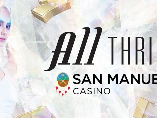 San Manuel Casino Film Ad - Thrill of the Final 7
