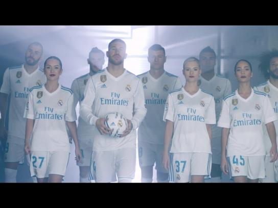 Emirates Film Ad - Emirates & Real Madrid - One Team