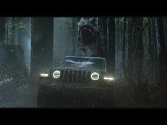 Jeep Film Ad - Jeep Jurassic