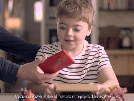 Microsoft Film Ad -  Things Kids Say