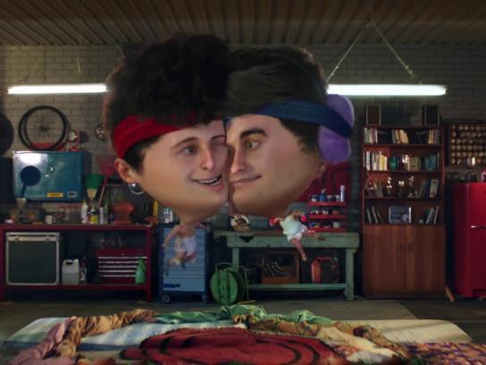 Airheads Film Ad - Sumo