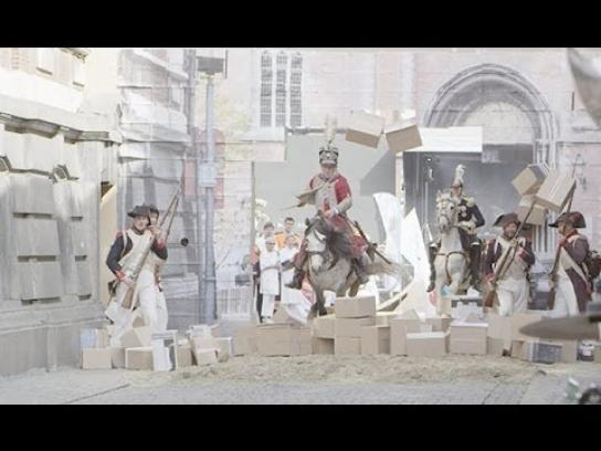 Belgium National Lottery Digital Ad -  The amazing experience of a lotto player