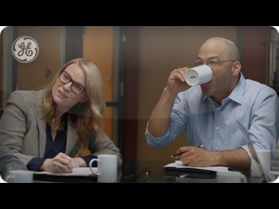 GE Film Ad - Industrial blend