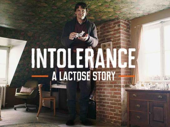 Agropur Film Ad - Intolerance : A Lactose Story
