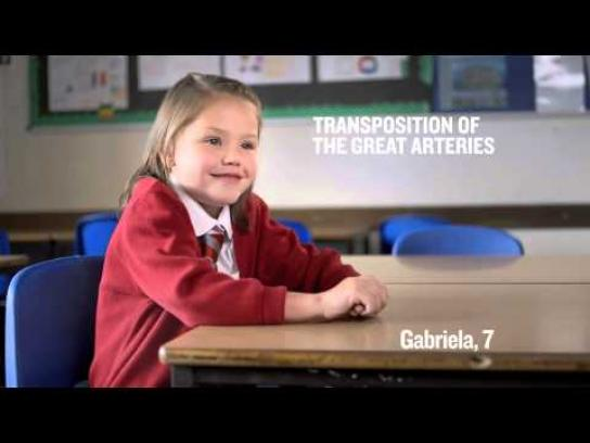British Heart Foundation Film Ad -  Conditions
