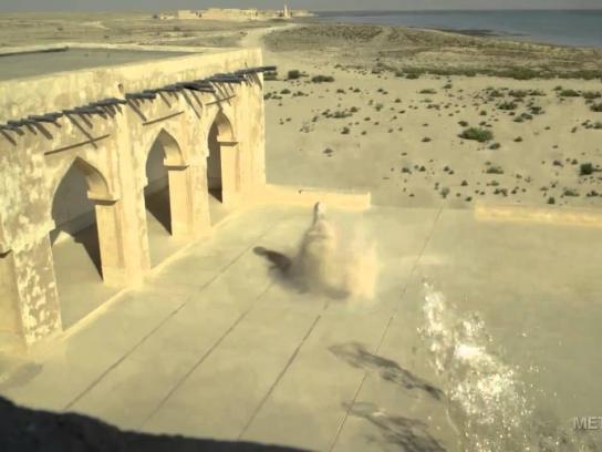 """Al Kass Film Ad -  """"Sandman vs. Waterman"""" 2011 Asian Cup Promo"""
