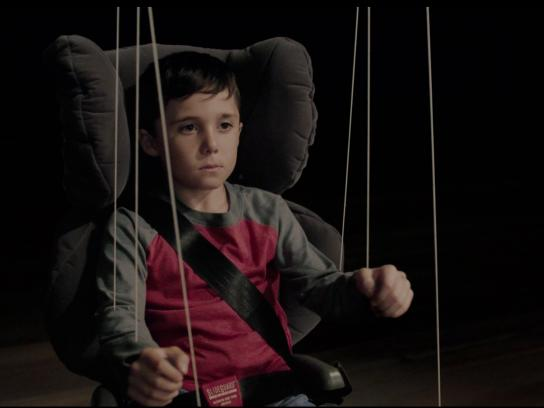 Transport Accident Commission Film Ad -  Strings