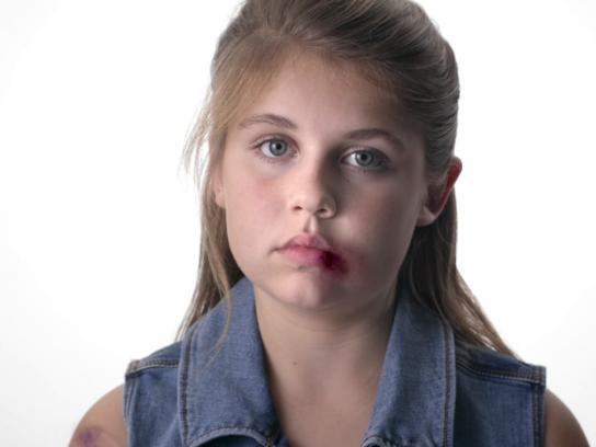 Child Abuse Prevention Film Ad - Erase It