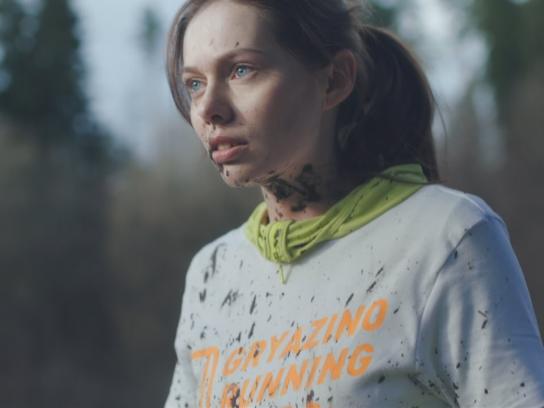 Merrell Film Ad - Gryazino Running Club