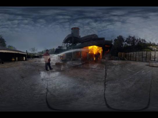 Jack Daniel's Digital Ad - Distillery Experience