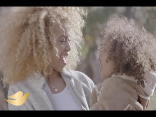 Dove Film Ad -  Love your curls