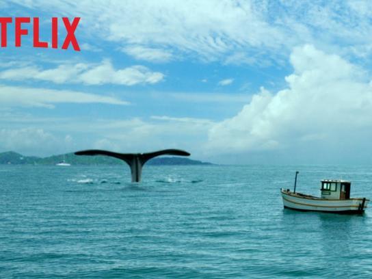 Netflix Film Ad -  Big questions