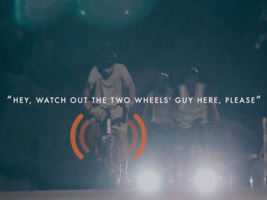 98FM Audio Ad - Safety Bike Radio