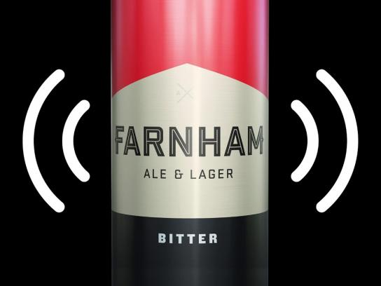 Farnham Ale & Lager Audio Ad - TV Reality