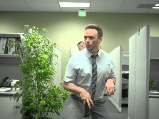 Golf Channel Film Ad -  Dinosaur