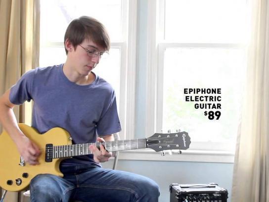 Guitar Center Film Ad -  Guitar