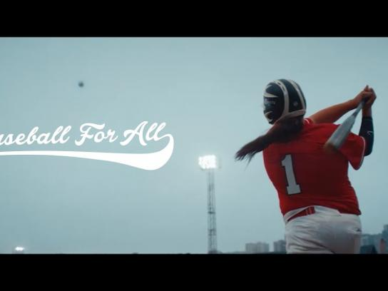 Baseball For All Film Ad - Ready to play
