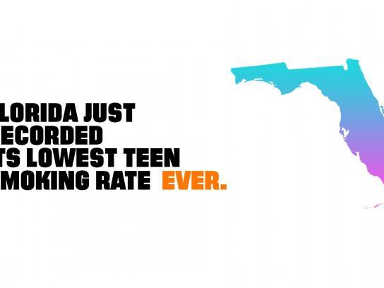 truth Digital Ad -  Progress report - Florida