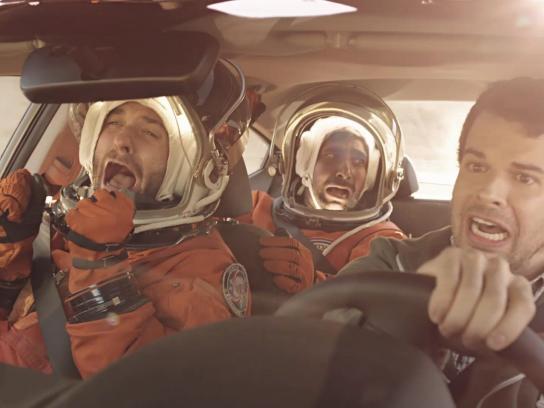 Hyundai Film Ad -  Extreme Boldness