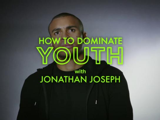 Bulk Powders Film Ad - Dominate Youth