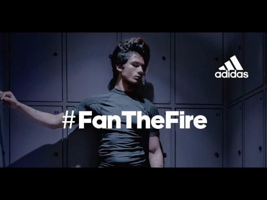 Adidas Film Ad - #FanTheFire