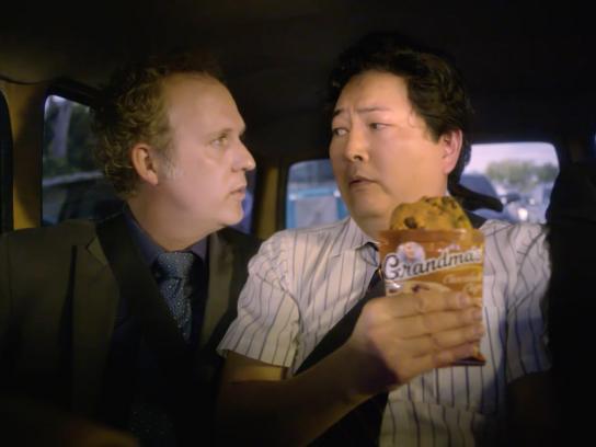 Grandma's Cookies Film Ad - Carpool