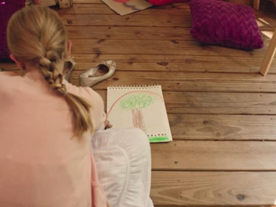 YellaWood Film Ad - Backyard Wonder
