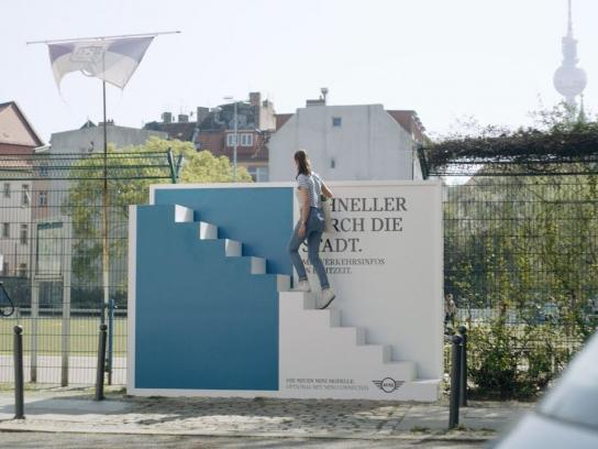 Mini Ambient Ad - Shortcut Billboards