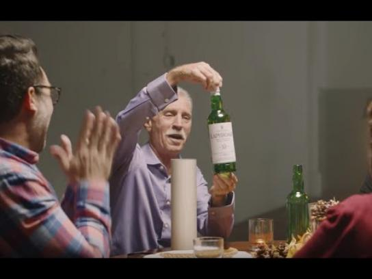 Laphroaig Digital Ad -  Opinions welcome - Thanksgiving edition round 1