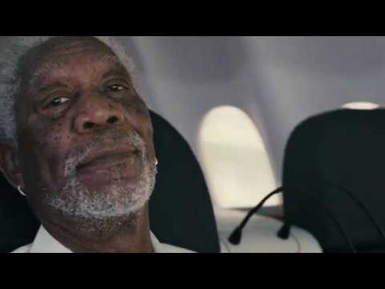 Turkish Airlines Film Ad - Morgan Freeman
