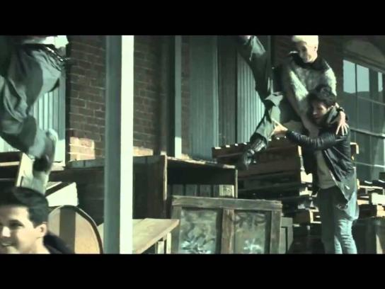 Desperados Film Ad -  Bump
