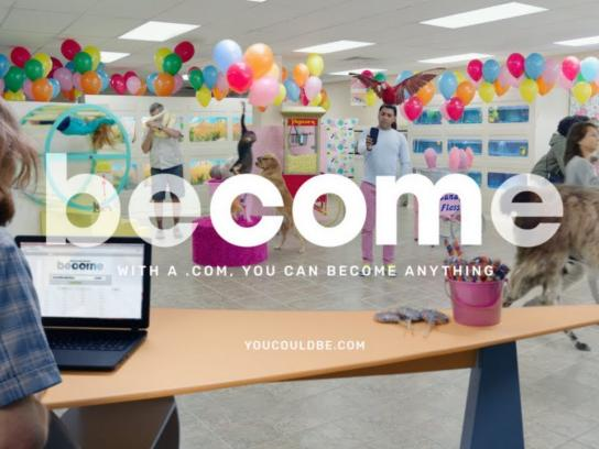 Verisign Film Ad - Become