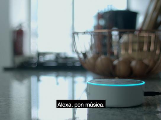 CEPAM Guayaquil Digital Ad - #GirlSpeakLouder - Alexa