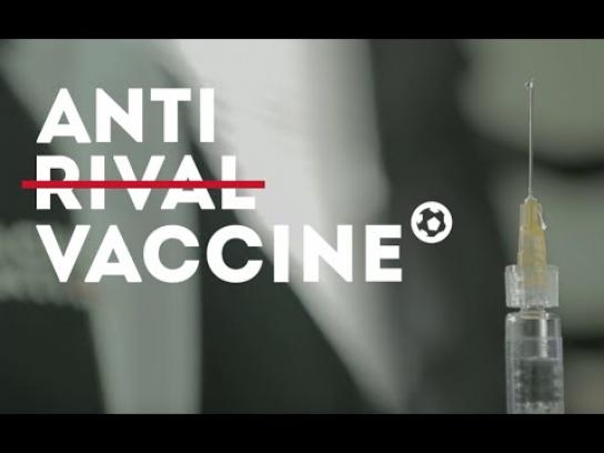 BandSports Ambient Ad - Anti-Rival Vaccine