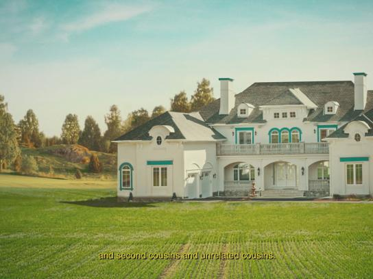 Tinka Lottery Film Ad - Country House