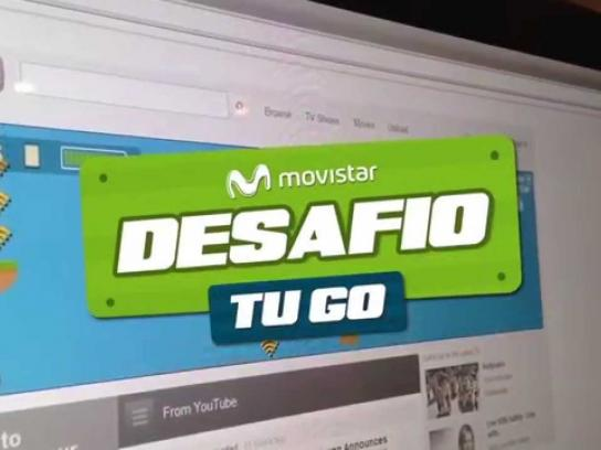 Movistar Digital Ad -  TU Go challenge