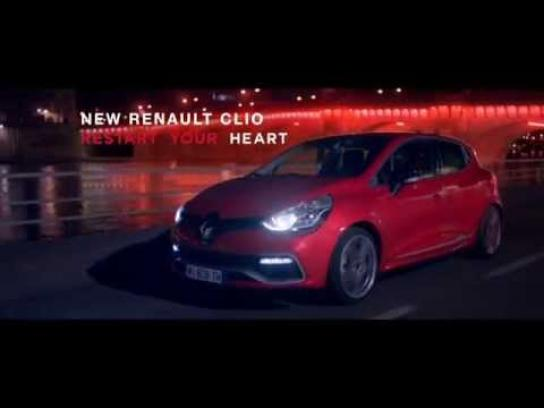Renault Film Ad -  Restart Your Heart