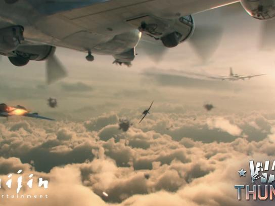 War Thunder Digital Ad -  The battle is on