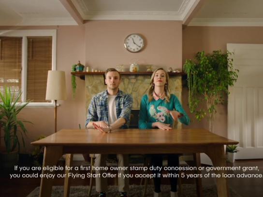 P&N Bank Film Ad - Flying Start