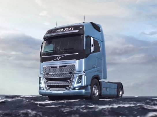 Volvo Digital Ad - Volvo Trucks - The Surge