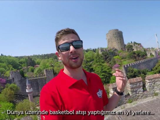 Turkish Airlines Content Ad - How Ridiculous' Trickshots!
